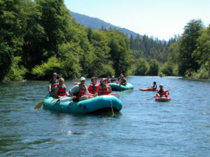 Rafting | Redwoods & Rivers | Rafting, Training, Classes